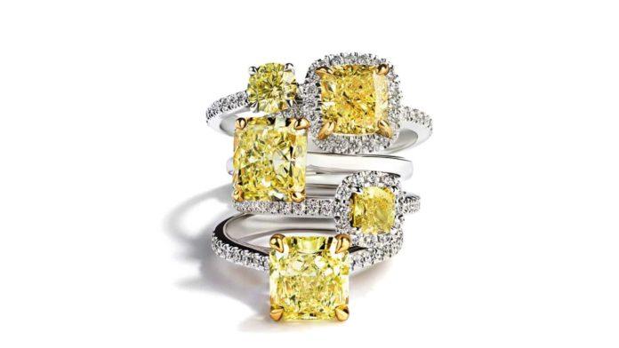Fancy Yellow Diamonds by Bucherer Fine Jewellery