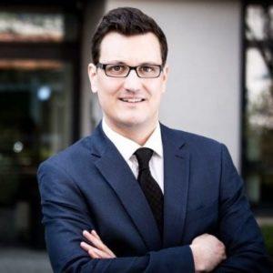 Florian Steinmaier ist neuer Direktor der Villa Kennedy