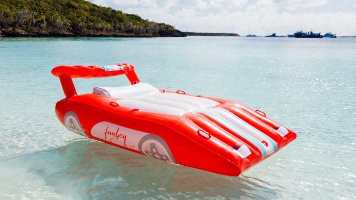 Funboy Red Sports Car