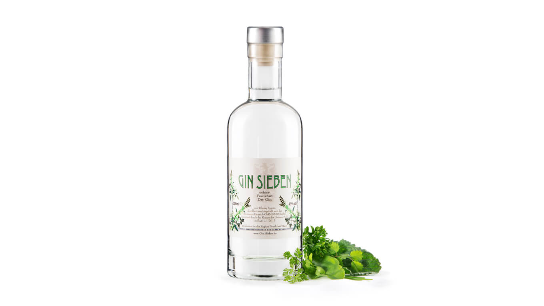 Gin Sieben Kräuter Gin