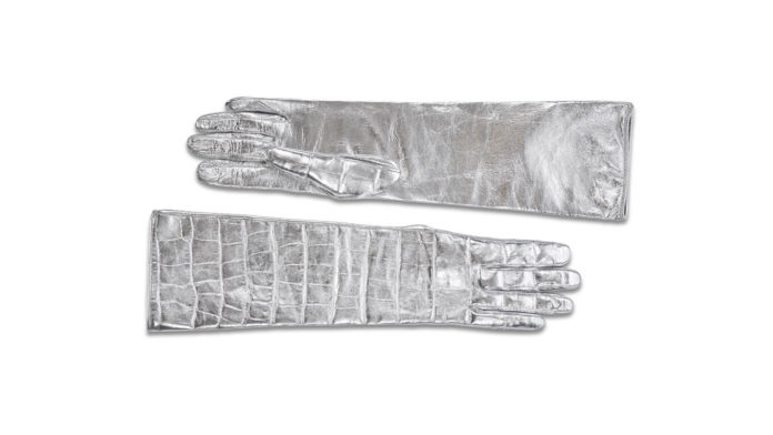 Gloves by Ermanno Scervino