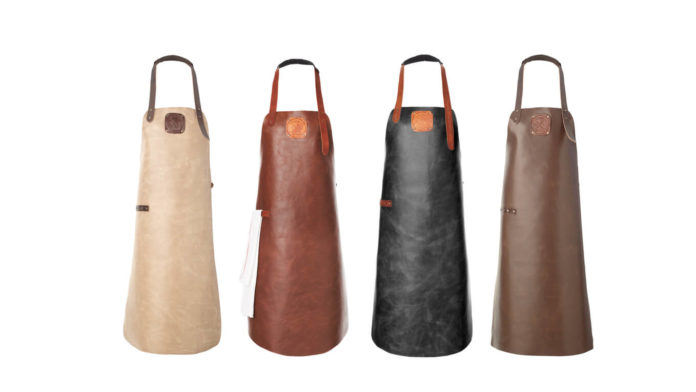 Leather Aprons by Witloft