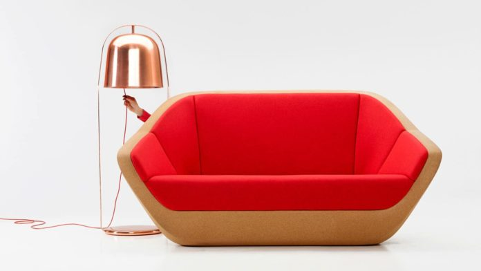 PER-USE Corques Couch by Lucie Koldova