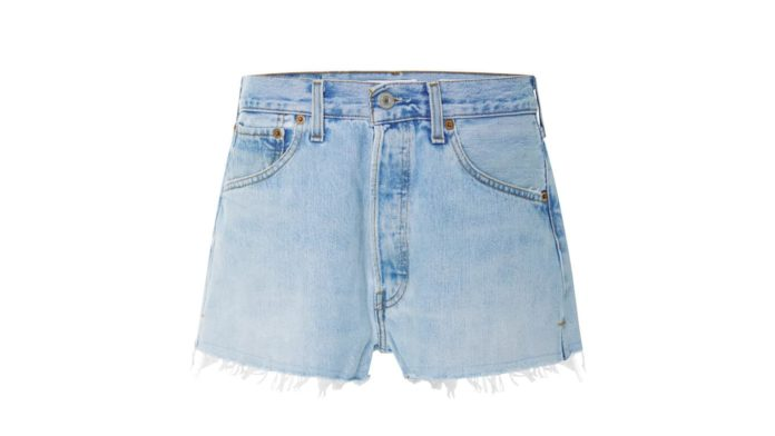 Re/done Shorts by Levis