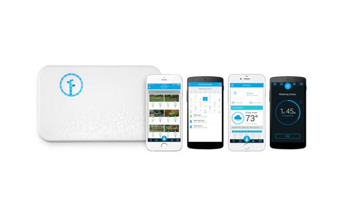 Smart Wifi Sprinkler Controller by Rachio