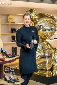 Stefanie Wenz, Geschäftsführerin Breuninger Main-Taunus-Zentrum, versteht sich als Gastgeberin