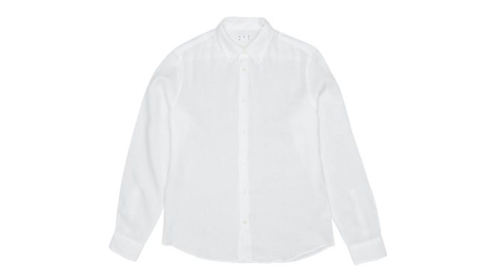 The Linen Shirt by Asket