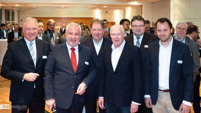 Ulrich Caspar MdL, Alea-Chef Thomas Reimann, Jürgen Hähnlein (Hähnlein und Krönert), Stadtplaner Martin Wentz, Andreas Ostermann (BDB), Michael von Gruenewaldt (Zinsland)