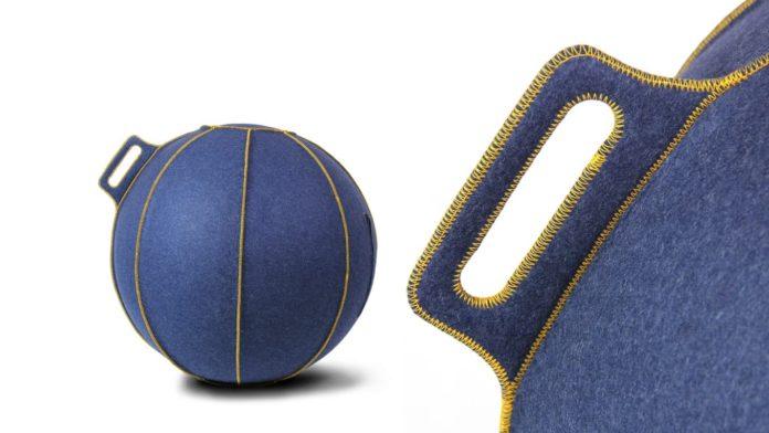Vluv Velt Jeans Sitzball by Vluv