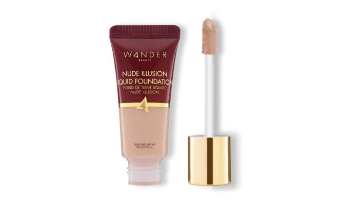 Wander Beauty Nude Illusion Foundation