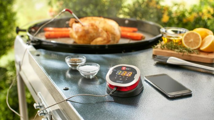 iGrill 2 Thermometer by Weber