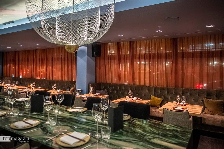 Neuer Look im Roomers Restaurant Burbank