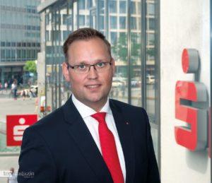Stephan Kietzmann, Leiter Privatkundengeschäft Nassauische Sparkasse