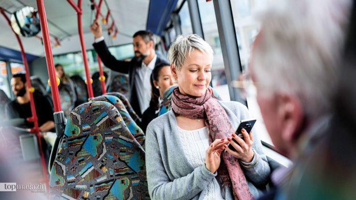 """Die App Mobility inside ermöglicht das verbund- und verkehrsmittelübergreifende """"Informieren, Buchen und Bezahlen"""""""