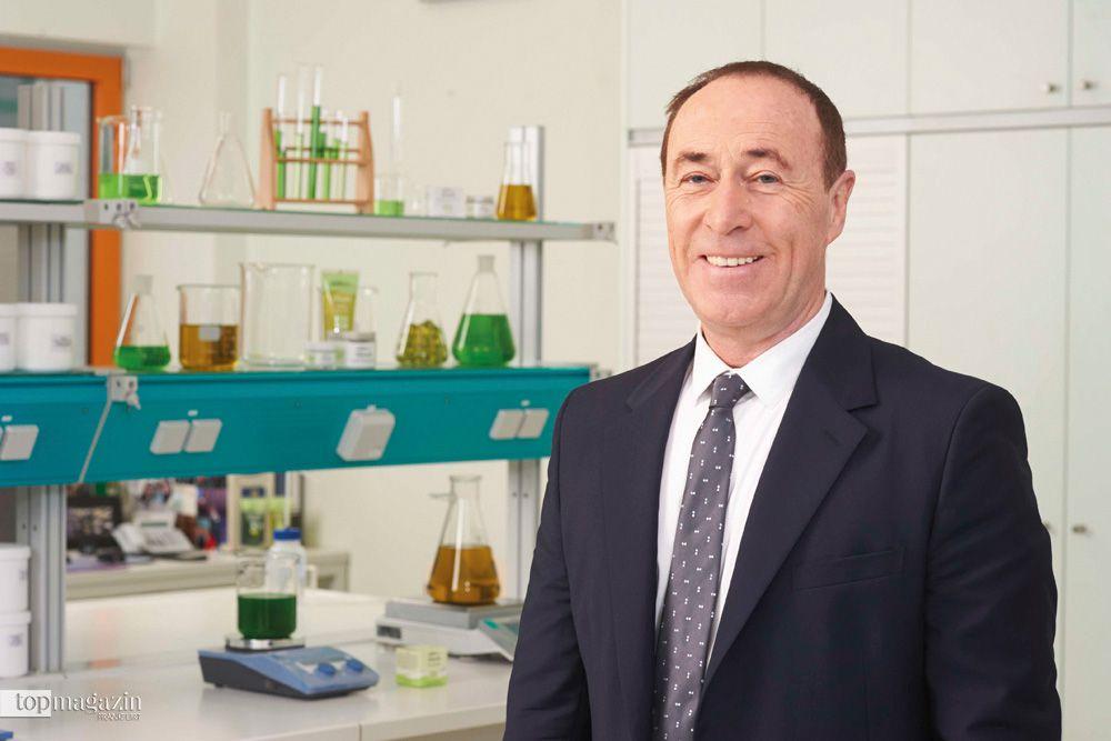 Naturwaren-Hersteller Prof. Dr. Peter Theiss