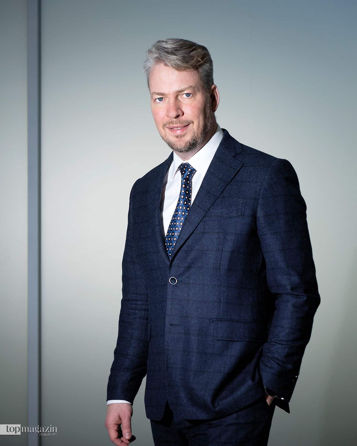Axel Juhre, Leiter BMW Niederlassungsverbund Mitte