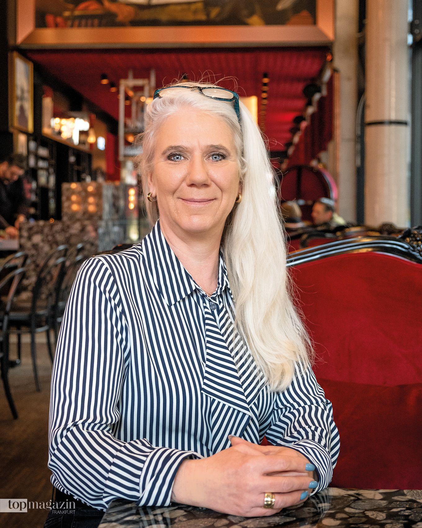 Barbara Fitterer, Leiterin des Kundenzentrums der Deutschen Angestellten-Akademie in Wiesbaden