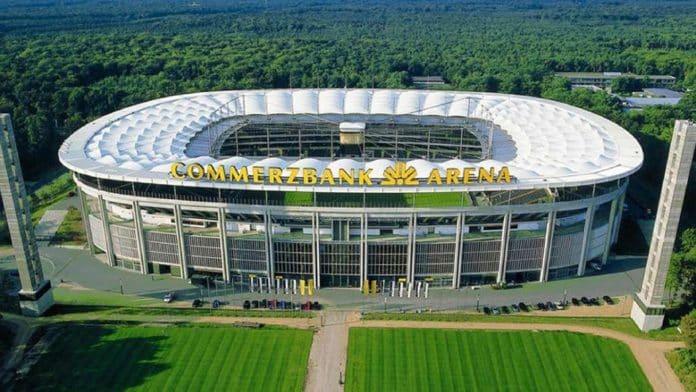 Commerzbank Arena bald Deutsche Bank Arena