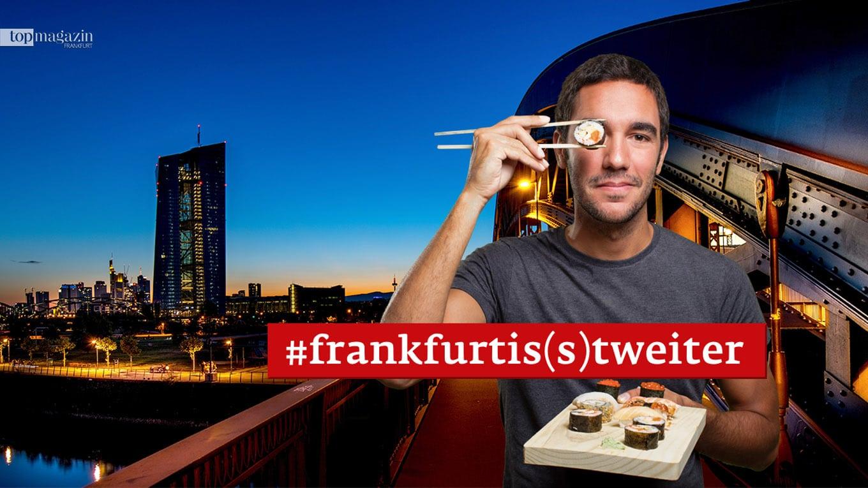 Frankfurt: Die besten Restaurants mit Lieferdienst und Take-away!
