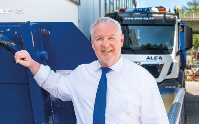 Thomas M. Reimann. Der Unternehmer, der seit 35 Jahren die Alea Hoch- und Industriebau AG