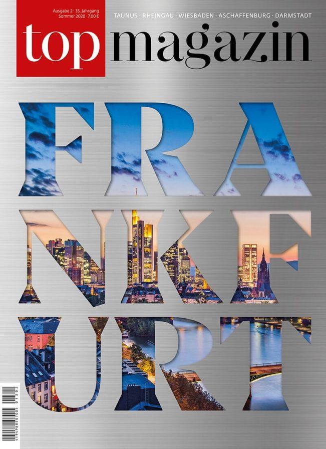 Top Magazin Frankfurt, Ausgabe Sommer 2020