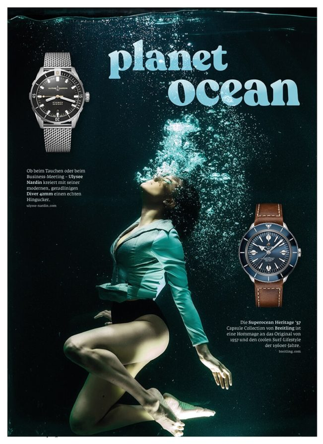 Top Magazin Frankfurt, Sommer 2020, Top Watch