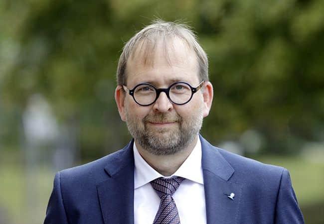 Prof. Dr. Enrico Schleiff, ab 1. Januar 2021 Präsident der Goethe-Universität