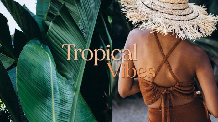 Verspielte Kleider, tierische Muster, tropische Früchte. So trägt Frau den exotischen Sommertrend Kopie