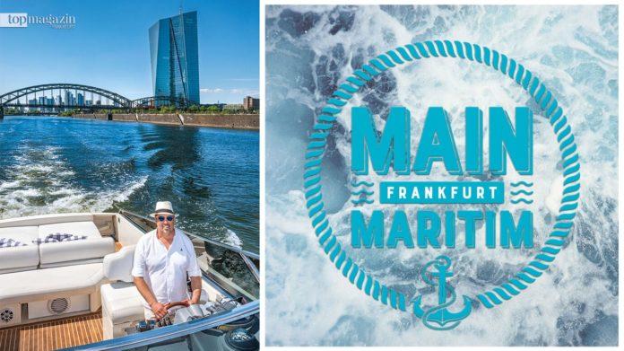 Maritimes Flair in Frankfurt am Main