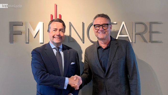 Moritz Hunzinger und Ulli Michel sind an der action press AG jeweils mit 50% beteiligt