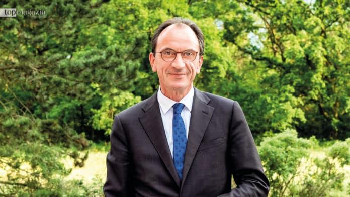 Der neuer hessischer Finanzminister Michael Boddenberg
