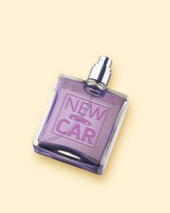 New Car-Duft wie im Autohaus