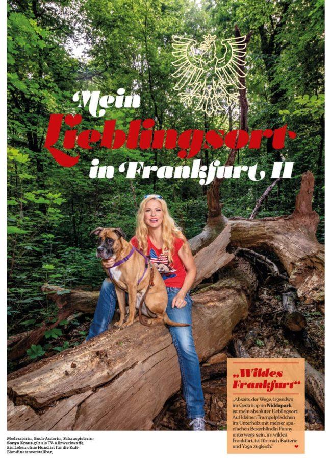 Top Magazin Frankfurt, Herbst 2020, Lieblingsorte