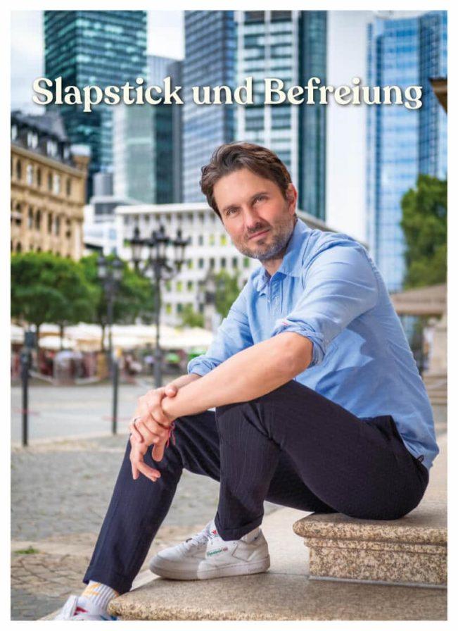 Top Magazin Frankfurt, Herbst 2020, Simon Verhoeven