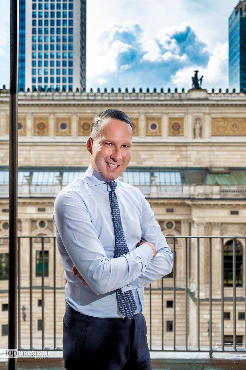 Unternehmer Joern Herseth