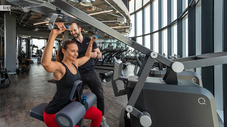 Bereits 2 x 30 Minuten wöchentlich im Milon-Zirkel stabilisieren die Muskulatur und helfen, sich eine aufrechte Haltung beim Joggen anzugewöhnen
