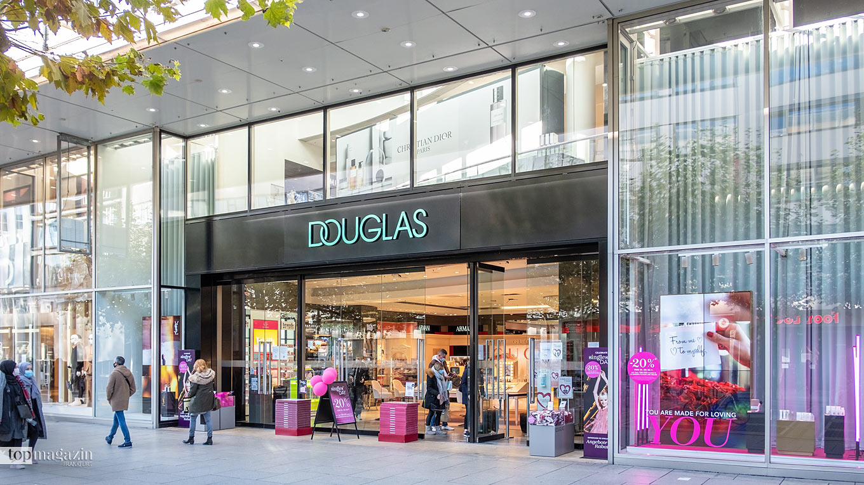 Douglas auf der Zeil