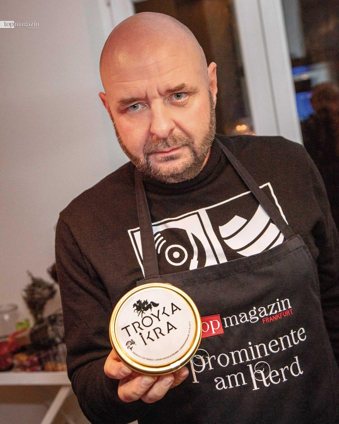 Der Kaviar von Bernd Breiters russischen Freunden