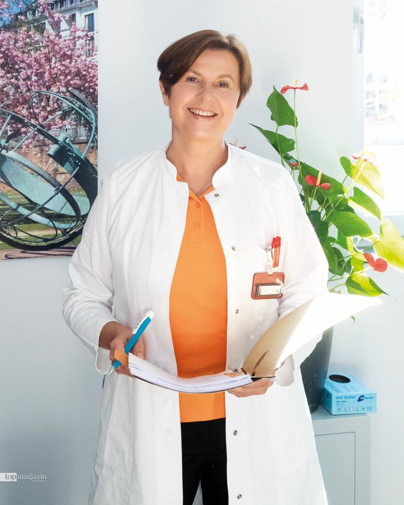 "Ineza Wozakowski-Filipowicz ist Teil des bundesweiten""RadioOnkologieNetzwerk"""