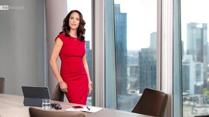 LMM Investment Controlling - Deutschland -Geschäftsführerin Melanie Kühlborn-Ebach (Foto: Farideh Diehl)