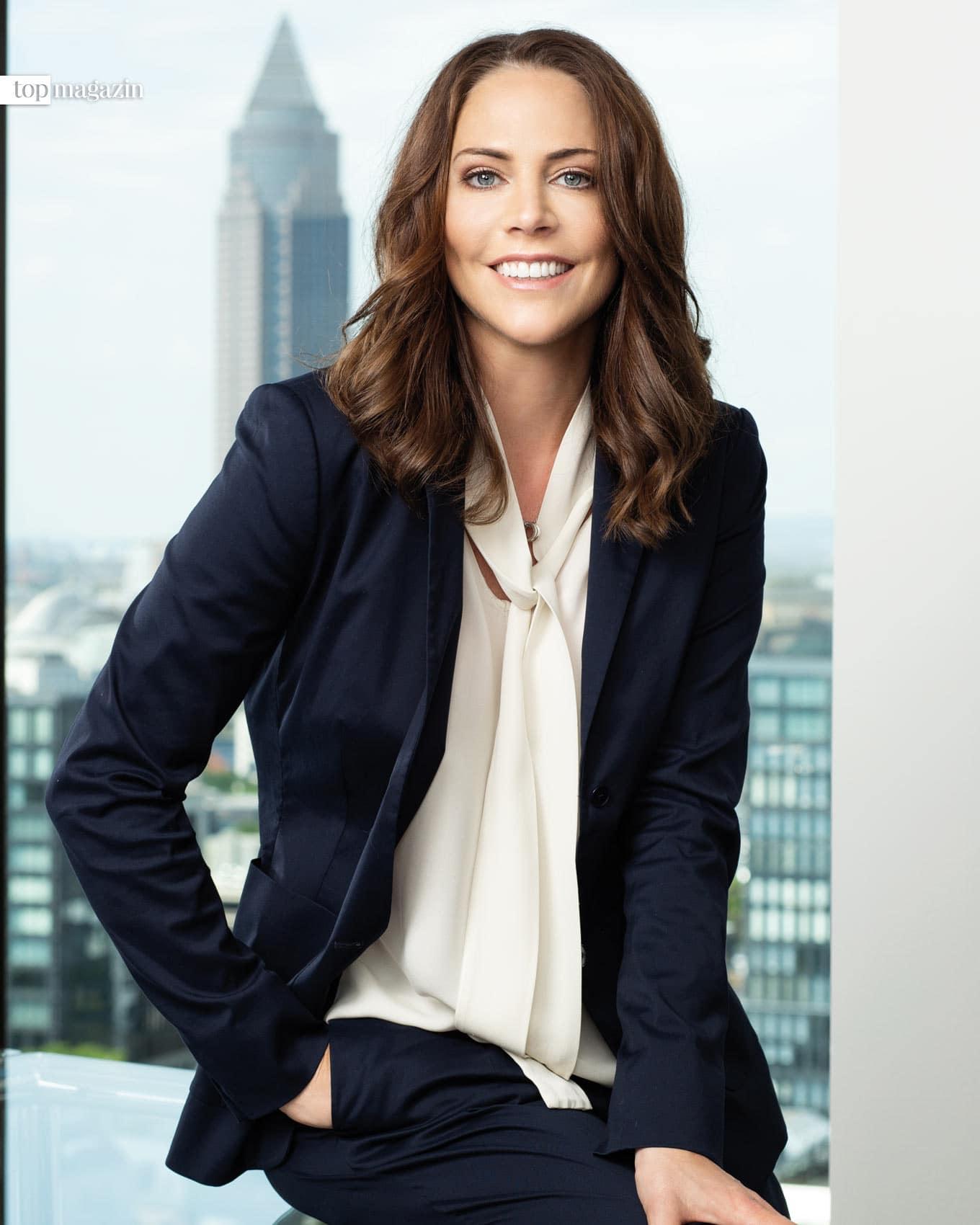 Melanie Kühlborn-Ebach ist Deutschland-Geschäftsführerin von LMM Investment Controlling (Foto: Farideh Diehl)