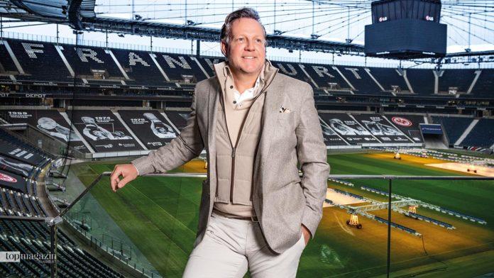 Philip Holzer - Aufsichtsratsvorsitzender der Eintracht Frankfurt Fußball AG