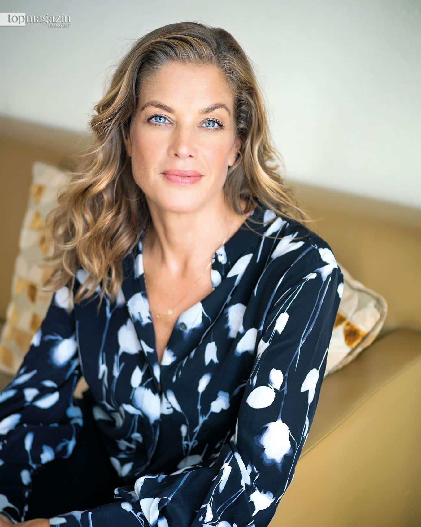 Schauspielerin Marie Bäumer hat ein Buch über Selbstfindung mit dem Titel Escapade verfasst