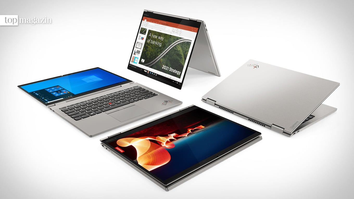 Lenovo – Thinnest ThinkPad Yoga