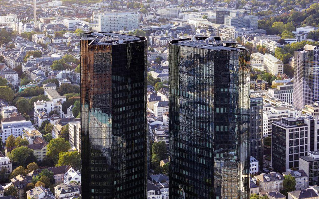 Deutsche Bank-Zwillingstürme