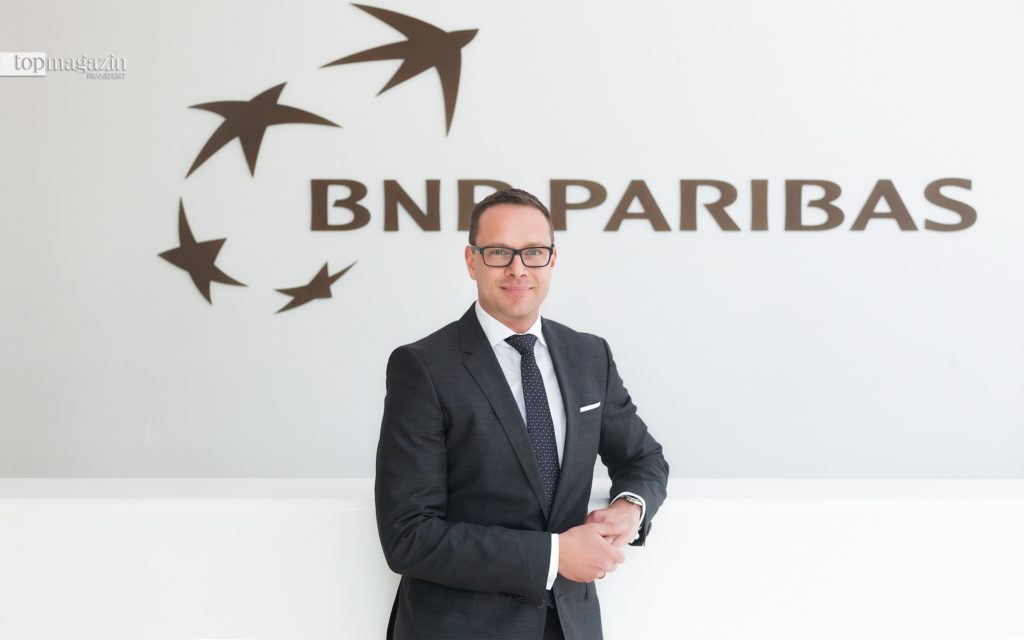 Marcel Becker, Head of Private Banking Germany, BNP Paribas, Wealth Management