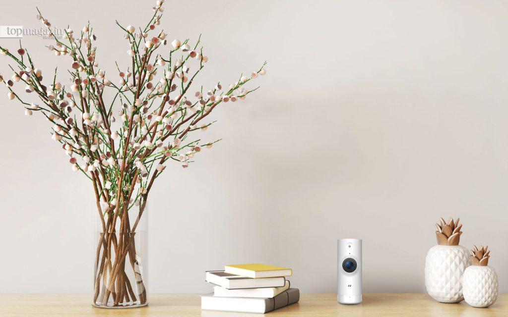 Mit der Full HD Wi-Fi Kamera DCS-8325LH kann der Nutzer bis zu vier ausgewählte Bereiche festlegen, die explizit überwacht werden sollen