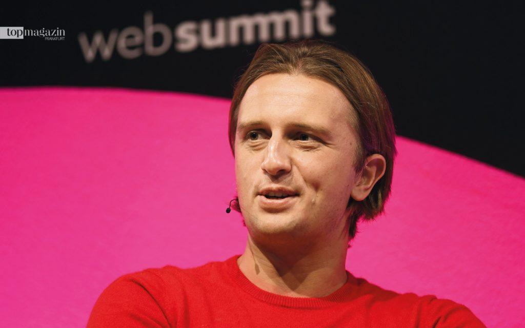 Nikolay Storonsky, CEO Revolut