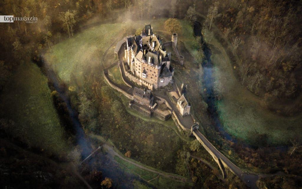 Burg Eltz im Elztal (Foto: Marc Zimmer)