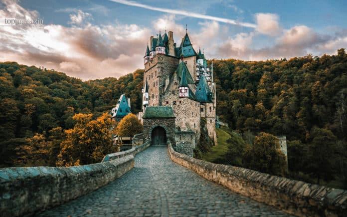 Burg Eltz in Rheinland-Pfalz (Foto: Marc Zimmer)